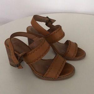 Madewell block heels